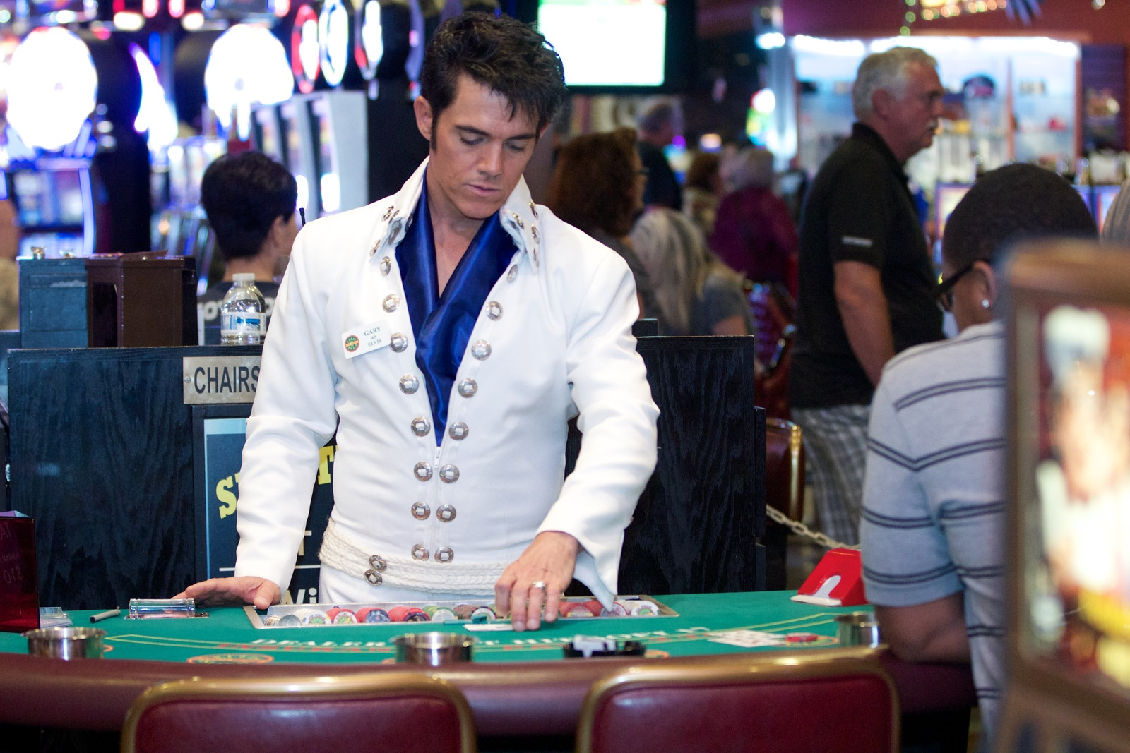 South point craps odds